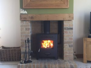 Stove-install-Ely-Cambs-Eco-Installer
