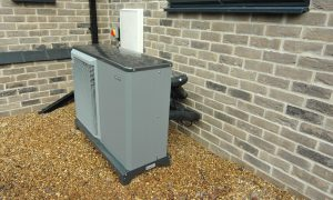 NIBE Heat Pump Installation, Eco Installer, Ely