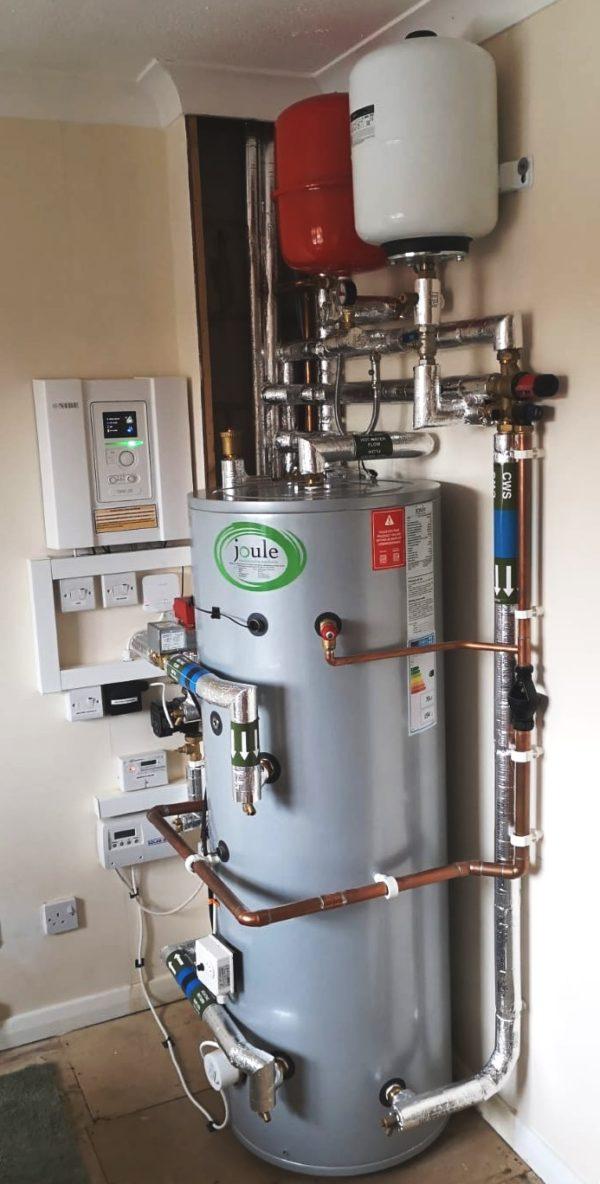 Eco Installer, Joule Cylinder